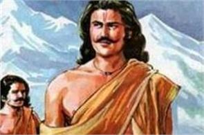 short story of yudhishthira
