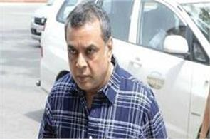 aap leader told paresh rawal  who made you god