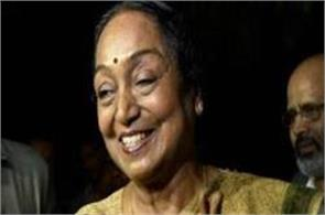 presidential election sweet delights in the house of meera kumar