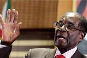 zimbabwes president mugabe gives sister in law  60 000 birthday gift