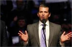 donald trumps son and son in law met russian lawyer to hillary clintons image