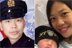 nypd cop s daughter is born three years after his death