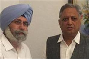 phoolka submitted his resignation at vidhan sabha
