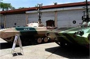 drdo developed first unmanned tank of india