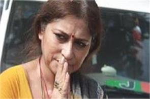 cid has reached roopa ganguly house for questioning