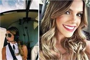 meet luana torres  the world sexiest helicopter pilot