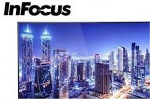 infocus launches range of hd led tvs