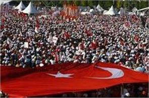 turkey orders 72 university staff detained in coup related probe