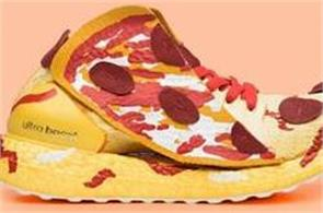 new fashion pizza themed running shoes