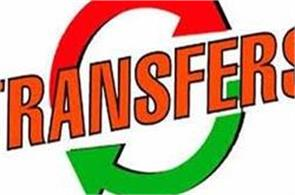 three senior ias officers transferred in uttarakhand