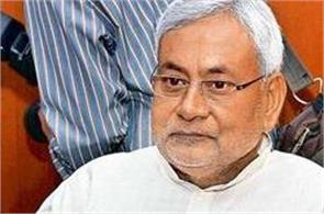 nitish kumar gave bihar resignation