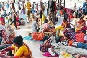 mata vaishno devis tension on devotees coming