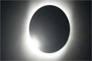 the complete solar eclipse in north america