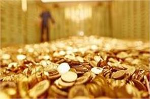 government bans import of gold silver from south korea