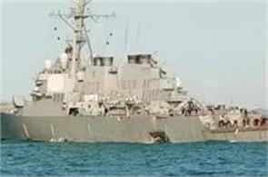 ten us sailors missing uss john s mccain collides with oil tanker singapore
