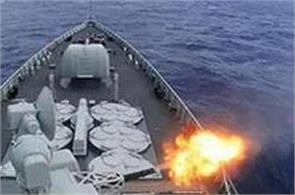 china navy live fire drill in indian ocean amid doklam standoff