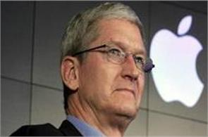 apple ceo expects much from india  increased cellphone sales