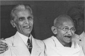 not mahatma gandhi  jinnah was the patriot of modern india