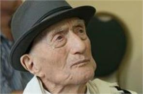 world oldest man holocaust survivor yisrael kristal  dies in israel aged 113