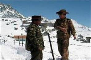 india china army meeting on pangong lake matter