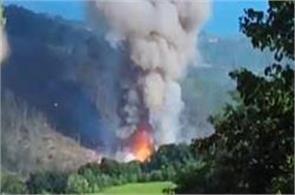blast in rebel state of georgia 50 are injured