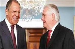 tillerson says us can settle problems with russia