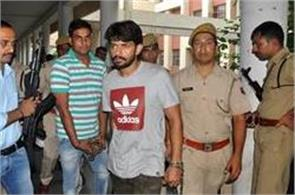 tight security by handling gangster lawrence bishnoi