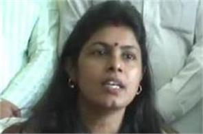 crime is happening in up swati singh
