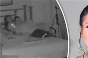 ghost capture in hidden camera