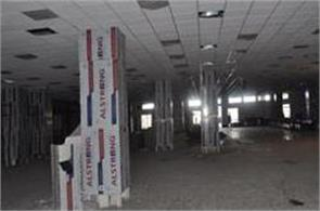 new terminal bhawan for jammu airport