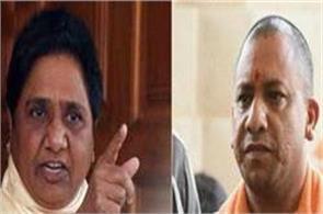yogi s trying to prove himself good by telling others bad mayawati