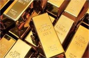 95 percent increase in gold imports