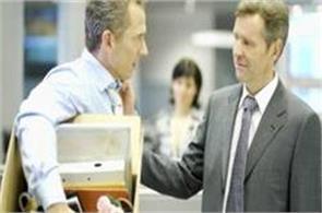 job  future  troubles  unscrupulous behavior  resignation  colleagues