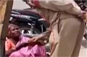 jammu kashmir police beggar