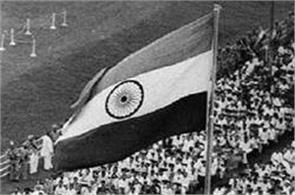india got independence at 12 o clock on the night of 1947