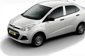hyundai launches xcent prime car with cng kit in september