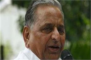 the country is not threatening china from china  mulayam