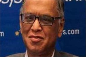 info n r narayana murthy vishal coin resignation mismanagement charges