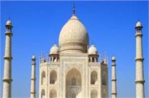 illegal construction  ngt can be dropped from taj mahal