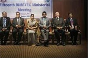 bimstec steps to tackle terrorism sushma