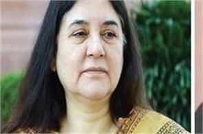 maneka gandhi bothered to marry 5 lakhs