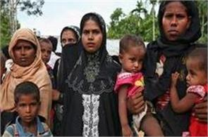 bangladesh government  troubled by rising population of rohingyas