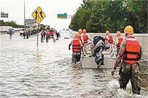 difference between india and america in natural calamities