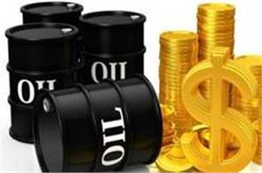 gold weakness  even lower crude oil