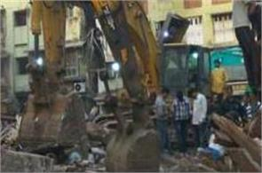 mumbai building collapse  death toll rises to 33