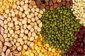 government stops export of some varieties of pulses