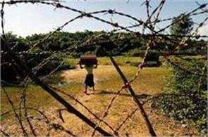 india increase security to prevent rohingya muslims
