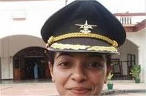 this muslim daughter of up created the history of the first lieutenant