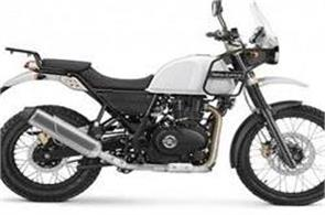royal enfield  launched with himalayan fi version  will meet the adventure bike