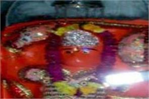 hanuman jis unique temple applied for the destruction of enemies